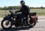 #21 Paul Bessade, France, 1931 Henderson - Class III