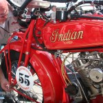#55 Jim Petty's '27 Indian gets worked on