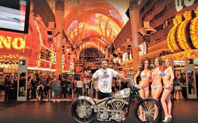 12th annual Las Vegas BikeFest