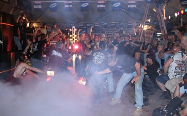 2013 Daytona Bike Week Rally Planner - Party Zones