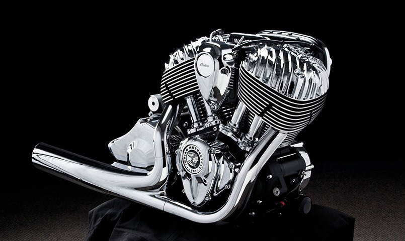 Indian Motorcycle's all-new Thunder Stroke 111