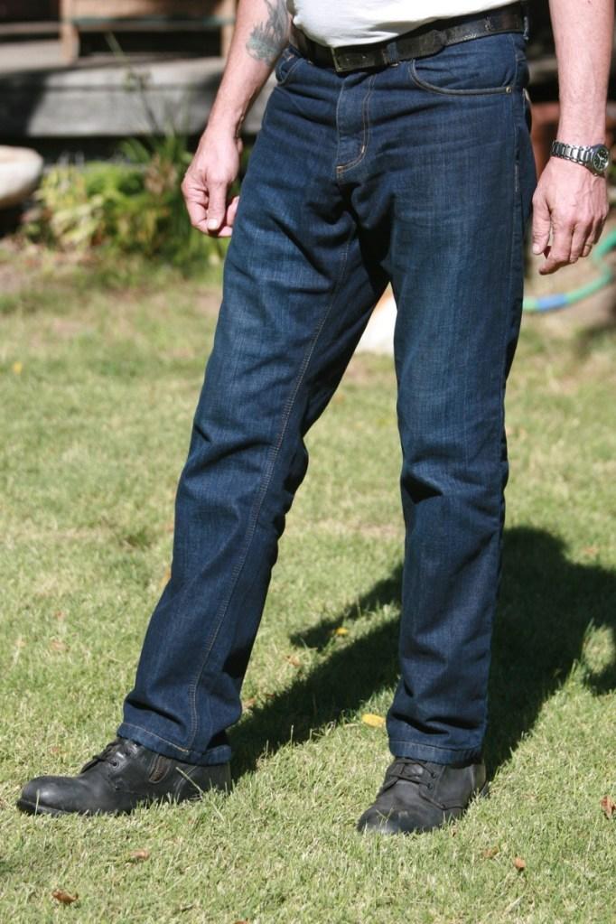 Ghost Rider Customs Kevlar Riding Jeans