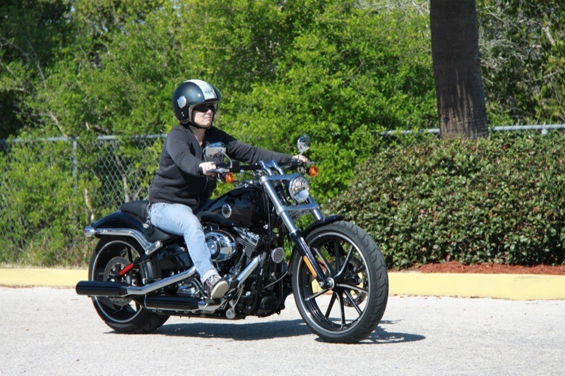 2013 H-D FXSB Softail Breakout
