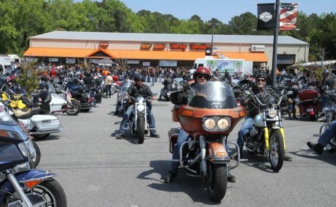 Outer Banks Bike Week 2013