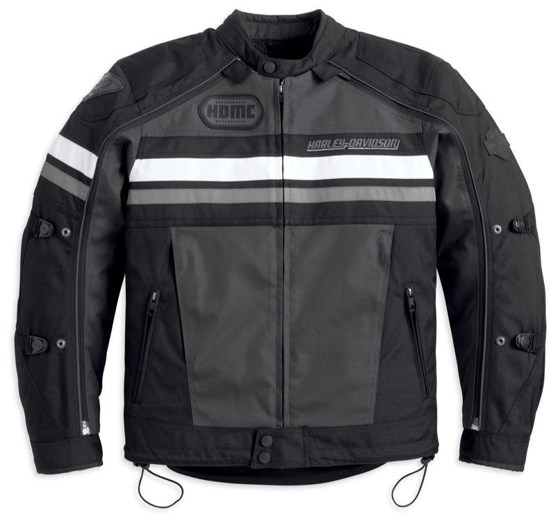 H-D Men's Defender Switchback Jacket