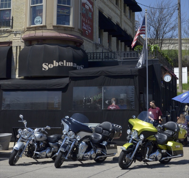 Sobelman's in Milwaukee, Wisconsin