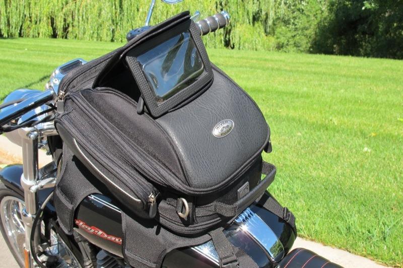 River Road Cruiser GPS Tank Bag