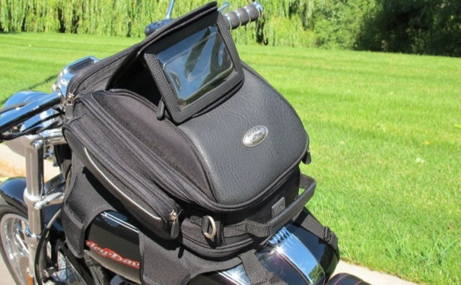 River Road Cruiser GPS Tank Bag