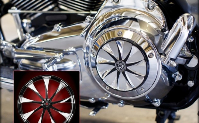 Renegade Wheels Matching Derby Covers (Lincoln Phantom cut shown here)