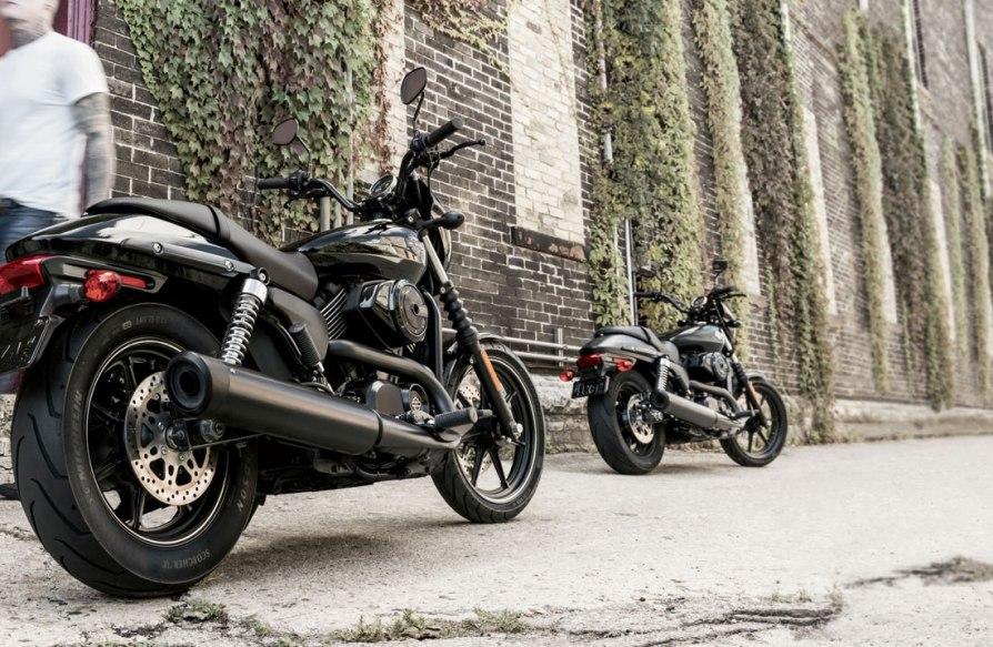 All-new Harley-Davidson Street 750 and Street 500