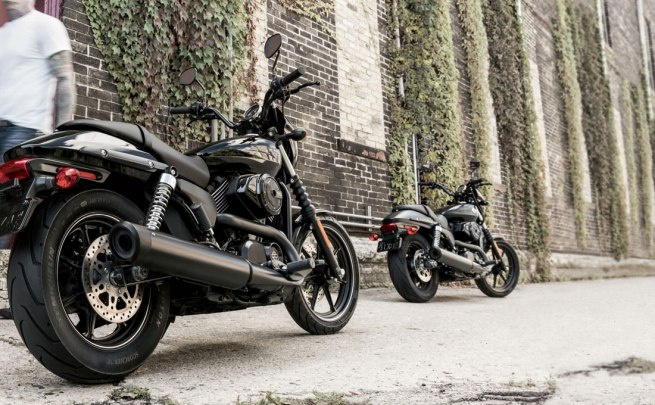 All-new Harley-Davidson Street 750 and Street 500