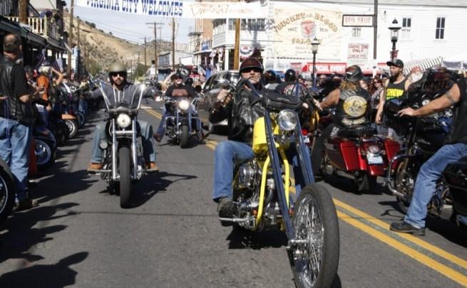 2013 Street Vibrations Fall Rally - Virginia City Cruisin'