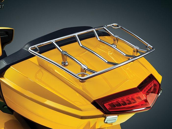 Multi-Rack Adjustable Luggage Rack from Küryakyn