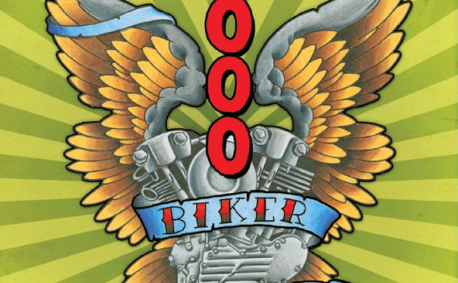 1000 Biker Tattoos, Sara Liberte, Chad Lemme