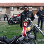 Asian Dan took 2nd place for his '99 Sporty