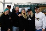 Briana, Mike, Kenny, Tracy, Jacquie Mann and Doug Hoefer