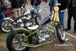 Sean Murry's '70 Triumph took home multiple awards