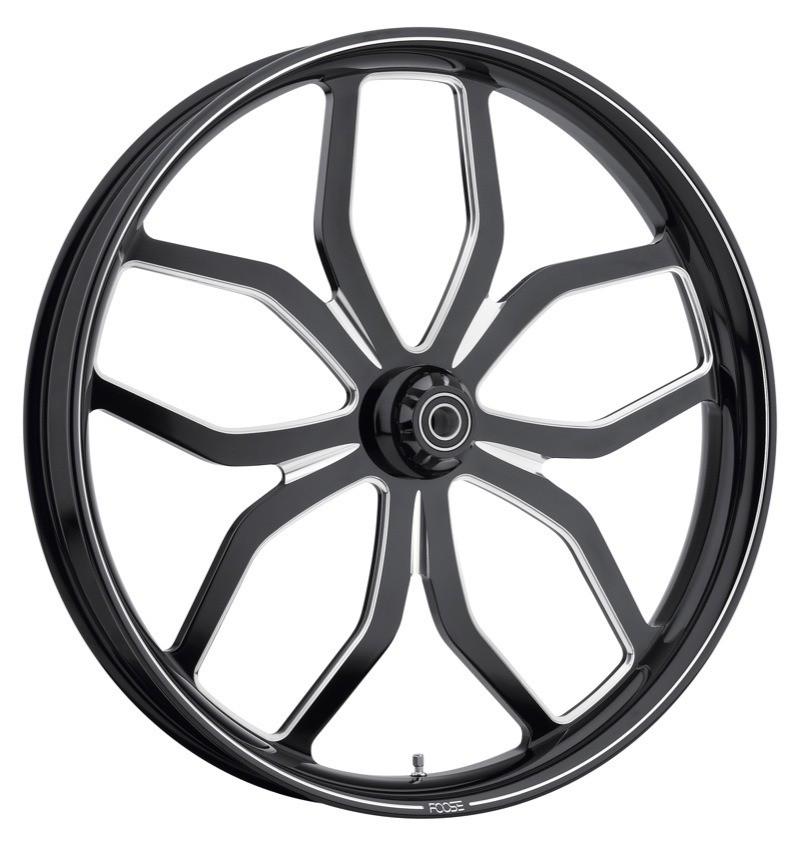 Metalsport Wheels OutKast Front Wheel designed by Chip Foose