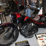 2008 Road King build from Two Eight Customs