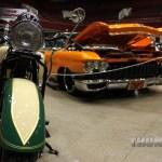 Kiwi Indian meets 1960 Cadillac