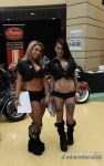 Lovely ladies from Indian Motorcycles of the Twin Cities