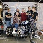 Kennedy High School (Bloomington, MN) with their S&S 55th Anniversary build