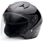 Harley-Davidson Women's 3/4 Helmet with Retractable Sun Shield