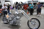 Harley-Davidson Ride-In Bike Show at International Speedway