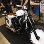Eden Chopper Club build, front 3/4