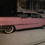 The Elvis was most famous for, the pink Cadillac
