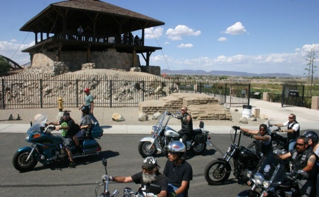 53rd annual Norwalk Centaurs Yuma Prison Run