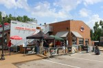 The Filling Station Bar & Grill located next door to STHD
