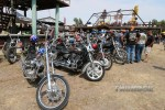 The Horse Backstreet Choppers Ride-In Bike Show