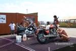 Bikini Bike Wash at the Crossroads at the Buffalo Chip Campground
