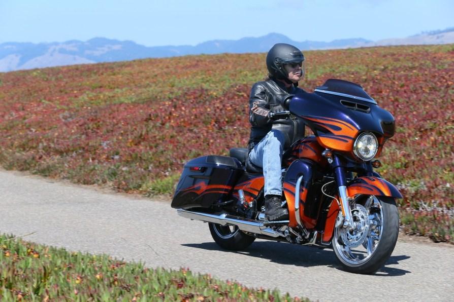 Harley-Davidson MY 2015 press launch