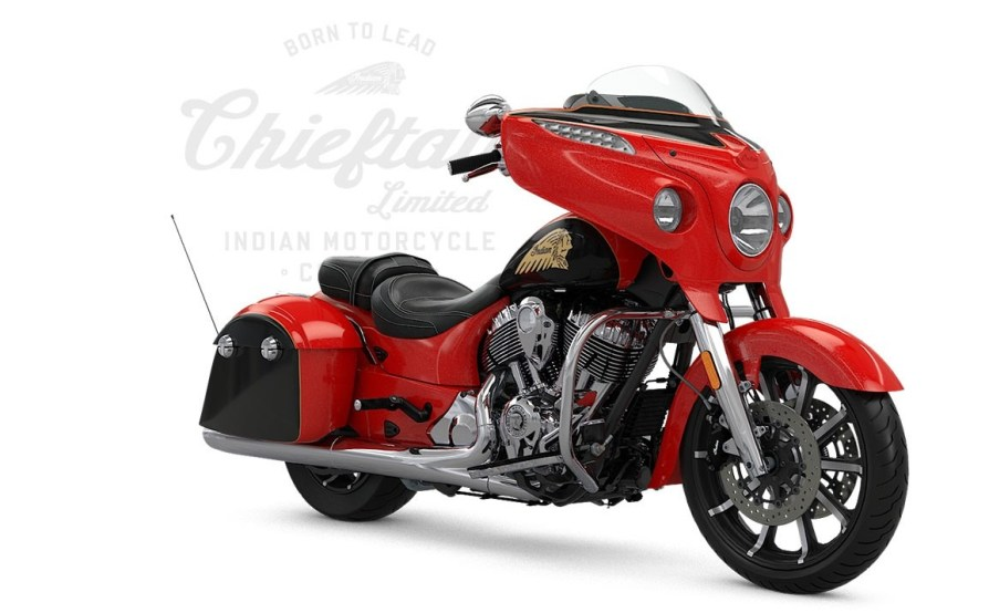 Chieftain Limited, Wildfire Red