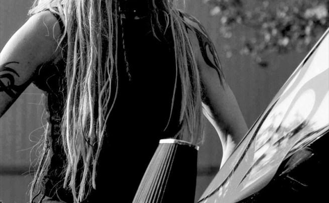 Jessica Evans a.k.a. Goth Girl