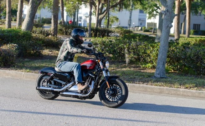 H-D 2018 48 and Iron Review