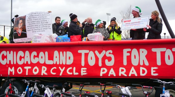 41st Chicagoland Toys for Tots Motorcycle Parade |