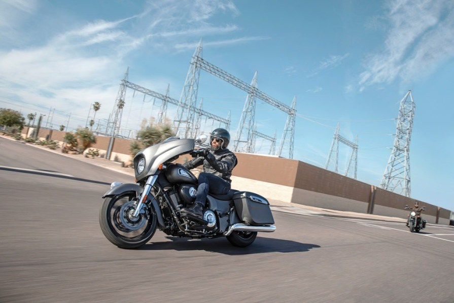 2020 Indian Chieftain. MSRP $21.999.