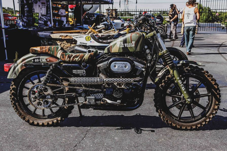 Maddux's War Wagon by 40 Cal Customs