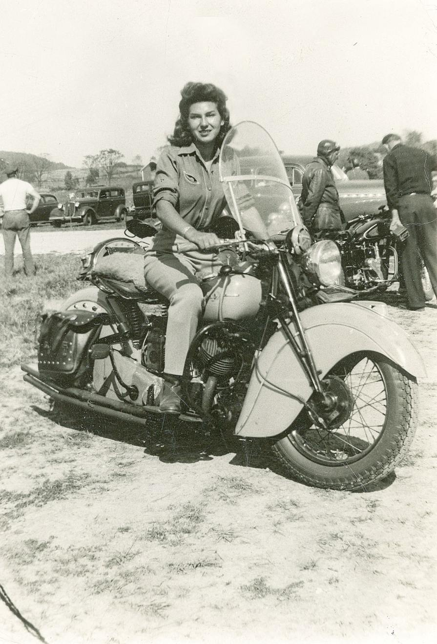 Gloria struck, ama, harley-davidson, indian motorcycles