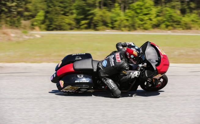 Tyler O'Hara Indian Challenger King of the Baggers