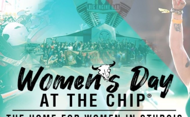 Women's Day at the Chip: The Home for Women in Sturgis