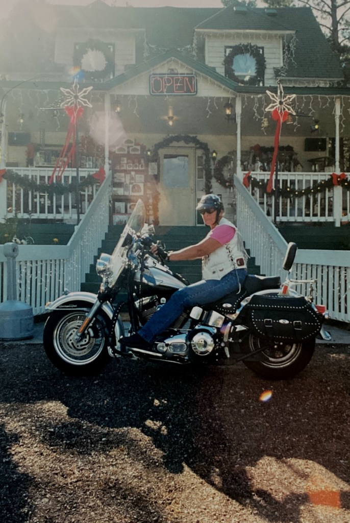 Marian Colborn Women Who Ride Harley-Davidsons