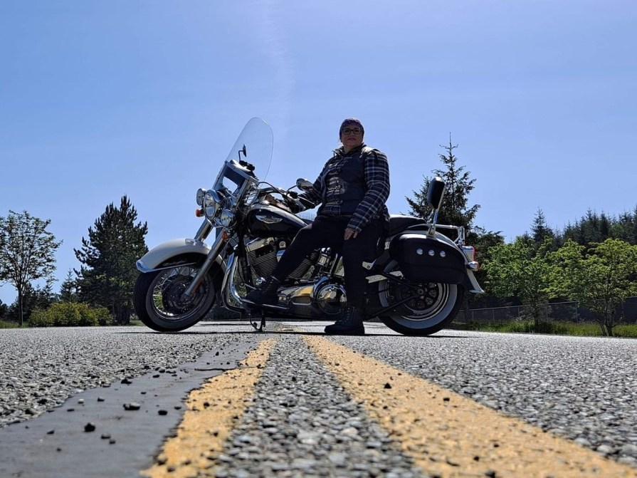 Susan Fenwick Women Who Ride Harley-Davidsons