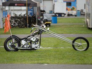 Progressive IMS Outdoors Ultimate Builder Custom Bike Show Winners People's Choice