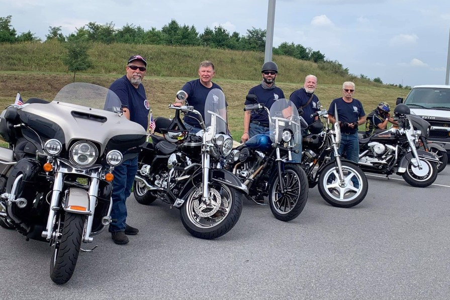 Riding For Warriors Raises Over $100,000