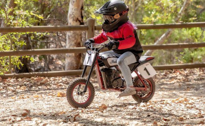 Indian Motorcycle eFTR Mini