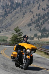 Touring the Pacific Northwest on the Ultra Limited